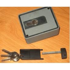 Селекторен ключ с разблокиране Wallkey KS